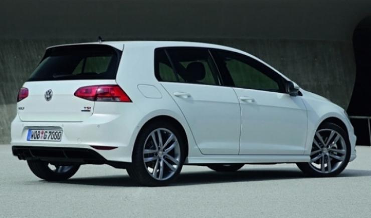 Volkswagen Golf R-Line con precios confirmados