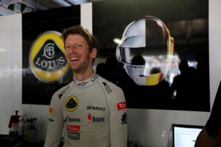 Lotus y Daft Punk socios en el Gran Premio de Mónaco