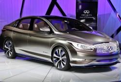 Infiniti prepara su propio eléctrico basado en el Nissan Leaf