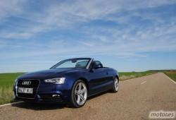 Audi A5 Cabriolet. Elegancia a cielo descubierto