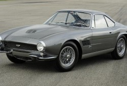 Aston Martin DB4 GT Bertone Jet 1960, vendido por casi cuatro millones de euros