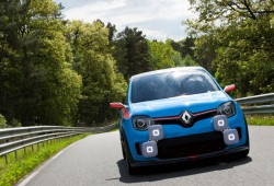 Renault Twin'Run ahora en movimiento