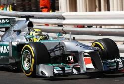 Rosberg logra su tercera pole consecutiva en Montecarlo