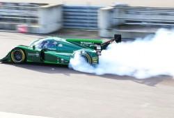 ¿Un coche eléctrico a 320 km/h?
