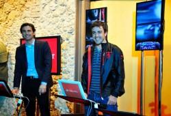 'Forza': el tributo de Carlos Jean a Ferrari