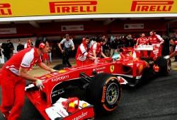 Ferrari critica a Red Bull por su presión a Pirelli