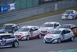 208 GTi: Racing Experience finaliza con las 24 Horas de Nürburgring