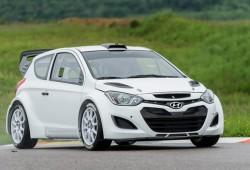 Hyundai i20 WRC completa los primeros tests