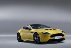 Aston Martin V12 Vantage S, el más deportivo de la marca británica