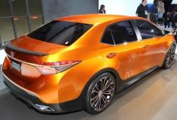 Toyota Corolla 2014, primer teaser