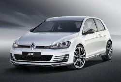 Volkswagen Golf VII GTD por ABT, más potencia y personalización