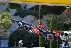 Grosjean: ''El accidente no me ha hecho perder confianza''