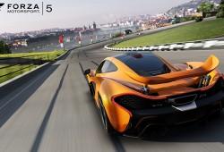 Forza Motorsport 5, directo a la nueva Xbox One