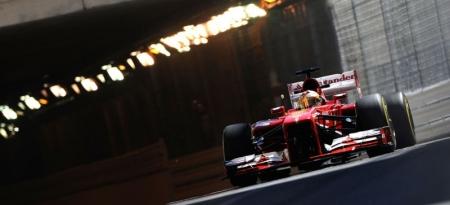 Rosberg no da tregua y marca el mejor tiempo de los libres