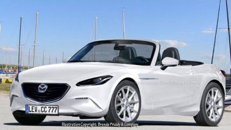 El Mazda MX-5 2015 podría ser diesel