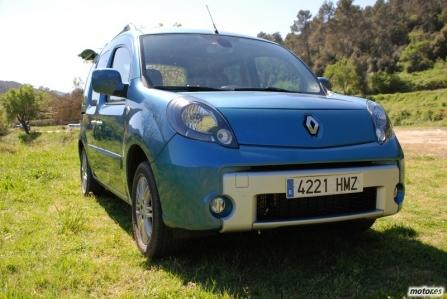 Kangoo Travel Pack, la auto caravana más pequeña