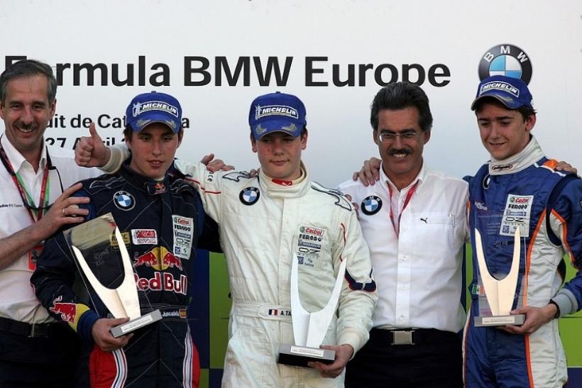 Esteban Gutiérrez, piloto Sauber F1 Team: He trabajado mucho para conseguir lo logrado