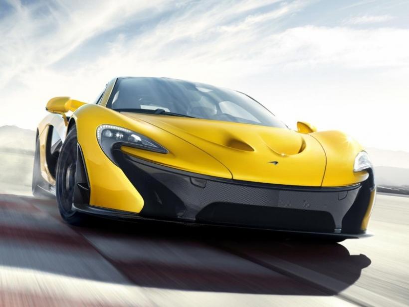 El McLaren P1 podría ser el vehículo de producción más rápido en el Nordschleife