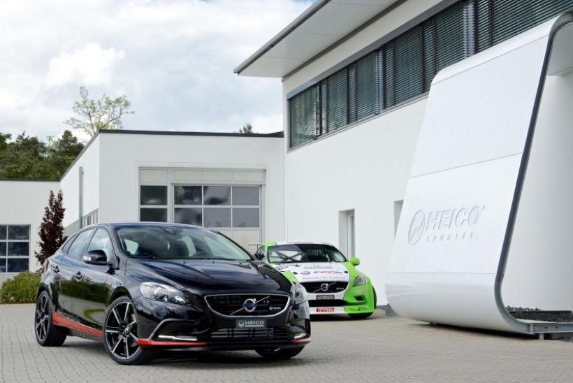 Volvo V40 Pirelli Edition, por Heico Sportiv