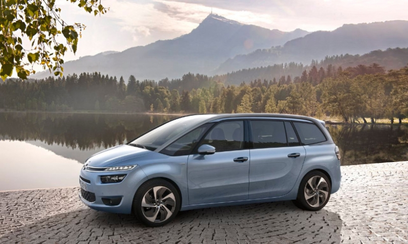 Citroën Grand C4 Picasso 2014