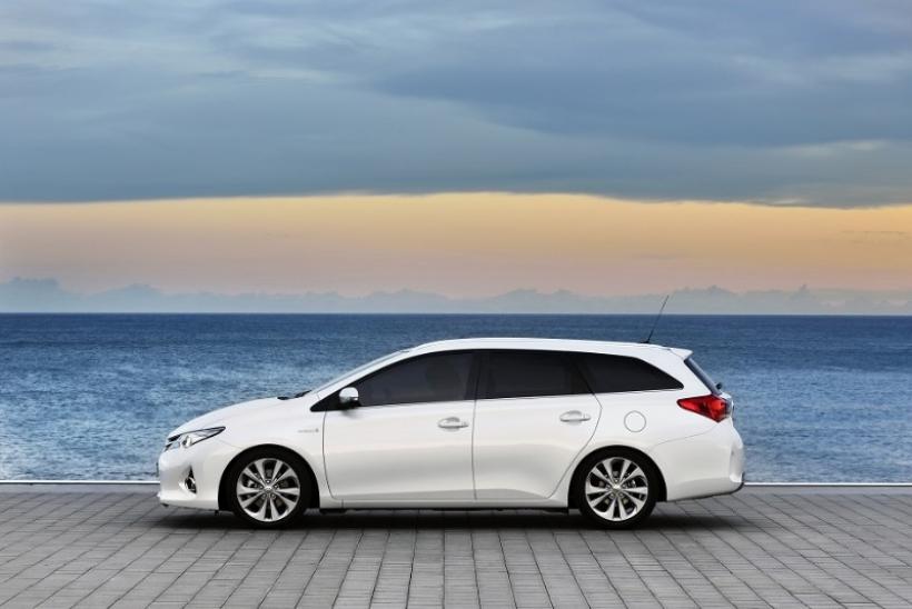 Toyota Auris Touring Sports inicia su producción en Burnaston