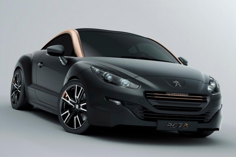 El Peugeot RCZ R debutará en el Festival de Goodwood