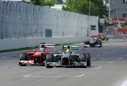 Hamilton descarta su primera victoria en Silverstone
