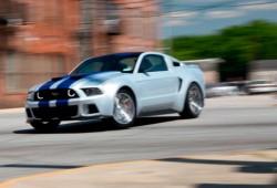 """El Ford Mustang será el protagonista de la película """"Need for Speed"""""""