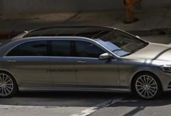 Mercedes-Benz Clase S Pullman, a la venta en 2014 por más de 200.000 euros