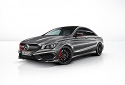 Mercedes CLA 45 AMG Edition 1, más exclusividad interior y exterior
