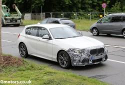 El BMW Serie 1 2014 rediseña su frontal