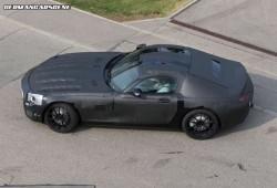 El sucesor del Mercedes SLS AMG se deja ver
