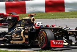 Previo del equipo Lotus F1 Team - Montreal