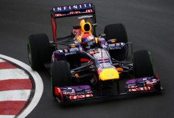 Pole caótica para Vettel en Canadá