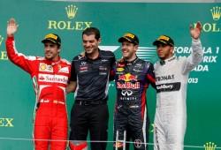 Vettel se desquita a lo grande en Canadá