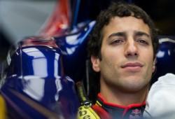 Ricciardo lidera los once tiempos marcados en los primeros libres