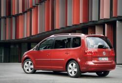 Volkswagen Touran, ahora con motor 1.2 TSI