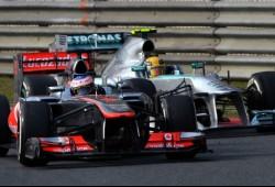Jenson Button no tiene envidia de Hamilton