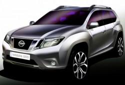El Nissan Terrano volverá a la vida gracias al Dacia Duster