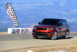 El nuevo Range Rover Sport pulveriza el récord para SUV de serie