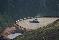 El recorrido de Pikes Peak, la carrera hacia las nubes