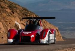 Los coches y las categorías que compiten en Pikes Peak