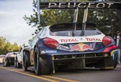 Los secretos del coche de Sebastian Loeb: el Peugeot 208 T16 Pikes Peak