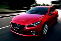 Así es el Mazda 3 2014