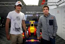 Carlos Sainz Jr. participará en los test de jóvenes pilotos con Red Bull