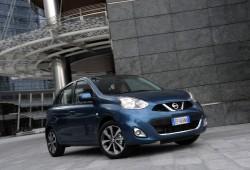 El Nissan Micra 2014 cambia de imagen