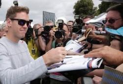 Vettel avisa de que nada es para siempre