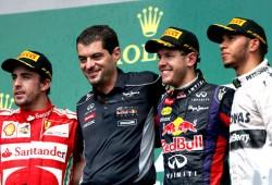 Vettel: ''Es pronto, puede pasar de todo''