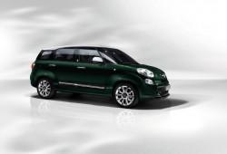Fiat 500L Living, datos e imágenes oficiales