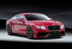 Vorsteiner radicaliza el Bentley Continental GT